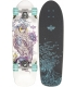 "Skate Dusters Cazh Regrowth 29,5"" Multi Complete Longboard"