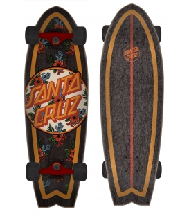 Skate Santa Cruz Complete Cruiser Vacation Dot