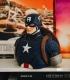 Buste tirelire Captain America