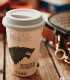 Game of Thrones House of Stark Travel Mug