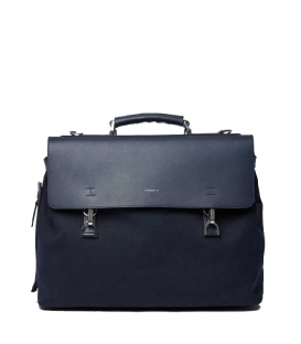 Sandqvist Jones Navy with Navy Metal Hook
