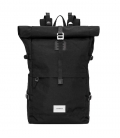 Sandqvist Bernt Black Backpack