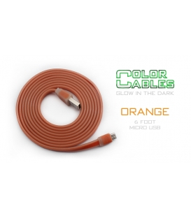 Color Cables Micro USB 2m