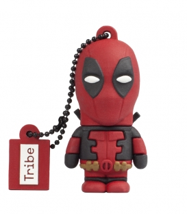 Clé USB Tribe 3D 16 GO Marvel Deadpool