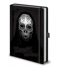 Carnet A5 Premium Harry Potter Death Eater