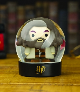 Hagrid Snow Globe Harry Potter