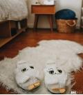 Hedwig Harry Potter Ladies Mule Slippers UK 5-7