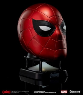 Mini Spiderman Helmet Bluetooth Speaker