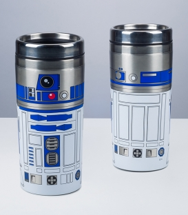 Travel Mug Star Wars R2-D2 450 ML