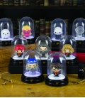 Mini Lampe sous cloche Harry Potter Luna