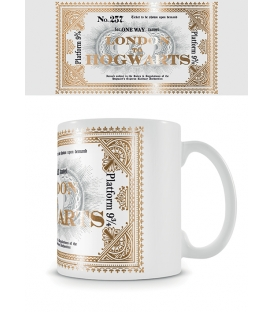 Mug Harry Potter Hogwarts Express Ticket