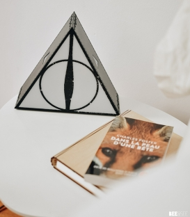 Lampe Harry Potter Deatly Hallows