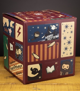 Harry Potter Advent Calendar Cube