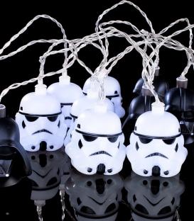 Guirlande Star Wars Dark Vador Stormtrooper