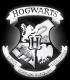 Lampe 3D Harry Potter Blason Poudlard