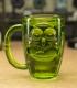 Pickle Rick Glass
