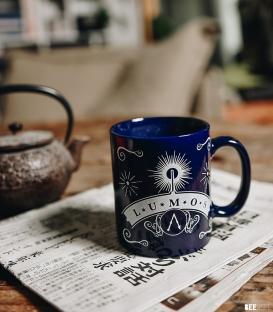 Mug Harry Potter Effet Thermique LUMOS