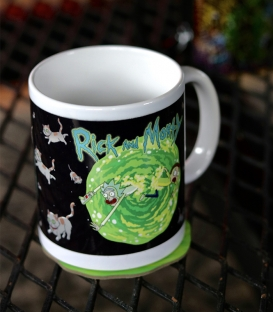 Rick & Morty Mug