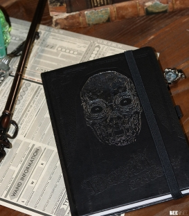 Harry Potter Death Eater Premium A5 Notebook