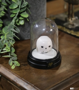 Hedwig Mini Bell Jar Light