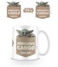 Mug Baby Yoda Precious Cargo The Mandalorian