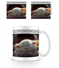 Mug Star Wars Baby Yoda The Mandalorian When Your Song Comes On