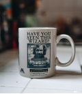 Mug Harry Potter Effet Thermique Wanted Sirius Black