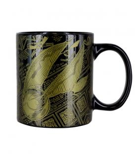 Harry Potter Quidditch Chrome Mug