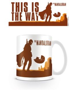 Mug The Mandalorian This is the Way