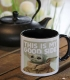 Mug Star Wars Baby Yoda The Mandalorian Good Side