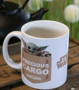Mug Star Wars Baby Yoda The Mandalorian