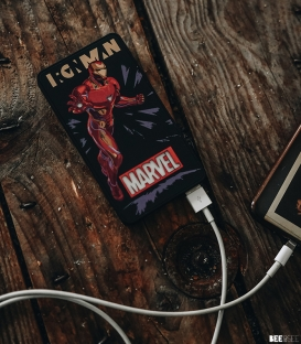 Power Bank Tribe Marvel IronMan 6000 mAh