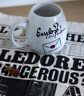 Harry Potter Hedwidg Egg Ceramic Mug