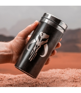 The Mandalorian Travel Mug