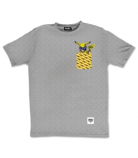 T-Shirt Pikachu Gangsta