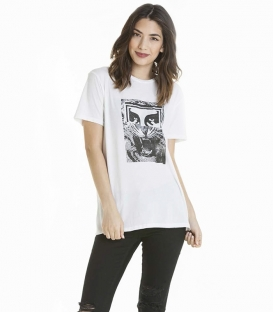 Obey Send In The Claws Women's T-Shirt