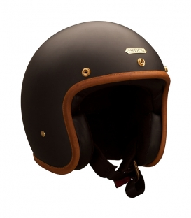 Casque Jet Hedonist Stable Black