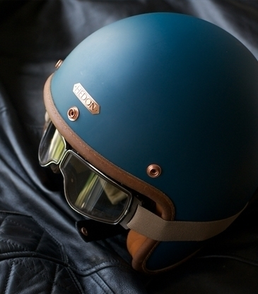 Jet Motorbike Helmets
