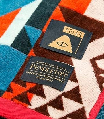 Poler x Pendleton
