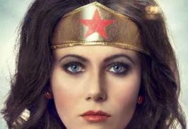 Wonder Woman, Femme Forte.