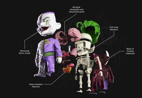 Joker XXRAY 4D