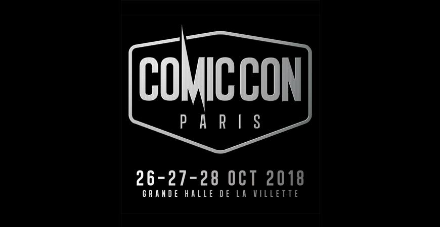 Bee&See à la Comic Con Paris 2018 !