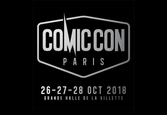Bee&See à la Comic Con Paris 2018 !