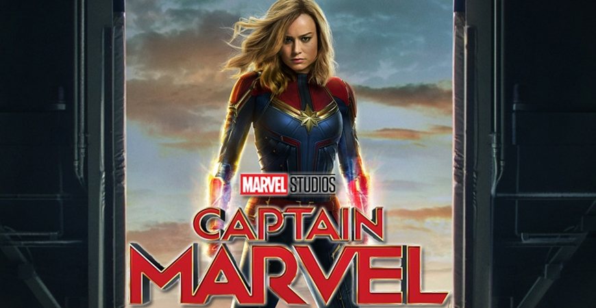 Captain Marvel, figure du Girl Power