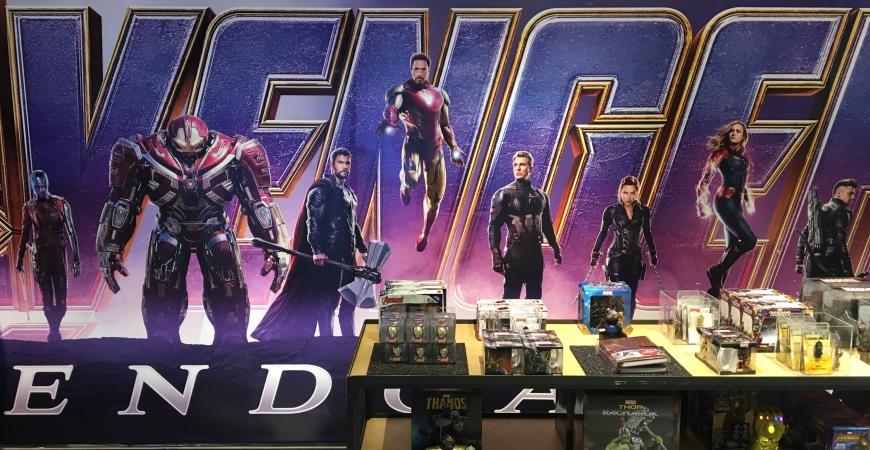Bee & See chez Citadium avec les Avengers