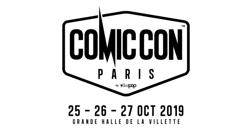 Stand Bee & See à la Comic Con Paris 2019
