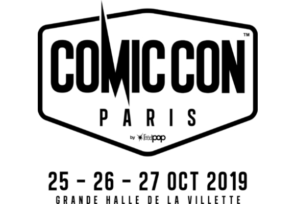 Stand Bee & See à la Comic Con Paris 2019