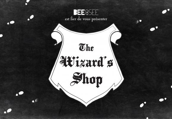 Bee & See fort ouvre un site dédié sur l'univers des produit Harry Potter: The Wizard's Shop.